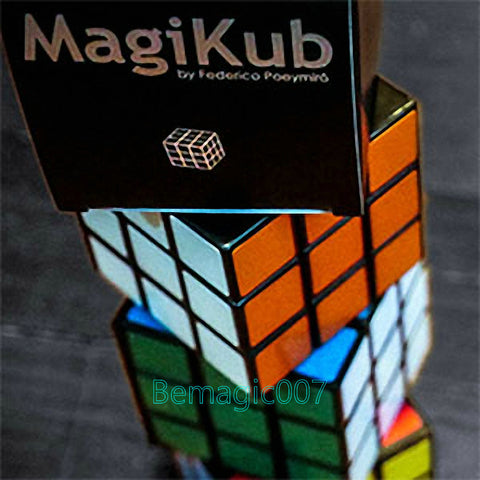 MAGIKUB -- Close Up Magic