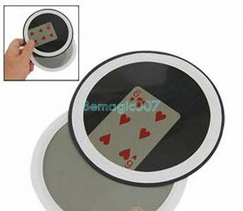 2 pcs /lot Magic Mirror Poker Card -  Card Trick Magic - Bemagic