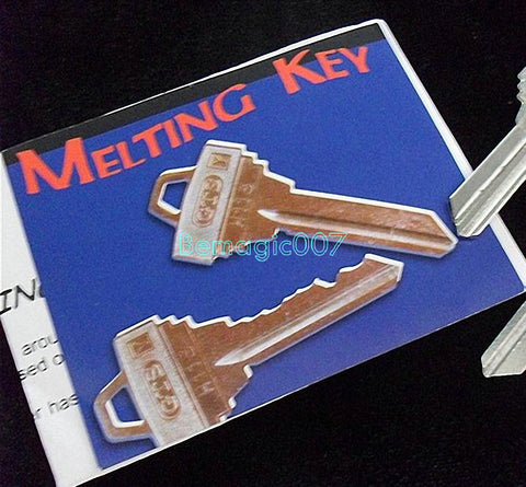 Melting Key - Close Up Magic - Bemagic