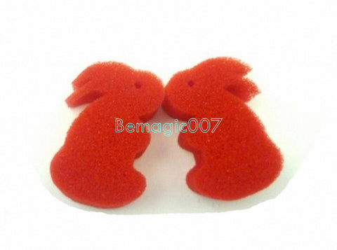 3 sets Missing Rabbit-Sponge - Close Up Magic - Bemagic