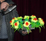 New Air disc flowers (brazier out flower) -- Stage Magic - Bemagic