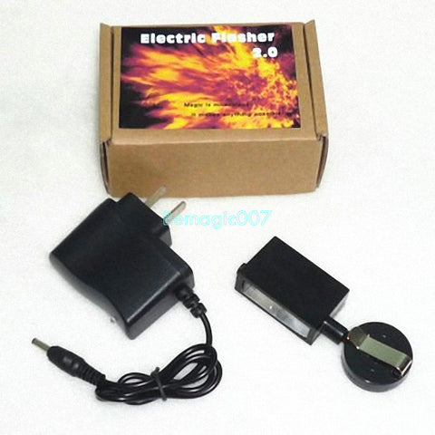 Phoenix Flasher - Electric Flasher- Fire Magic - Bemagic