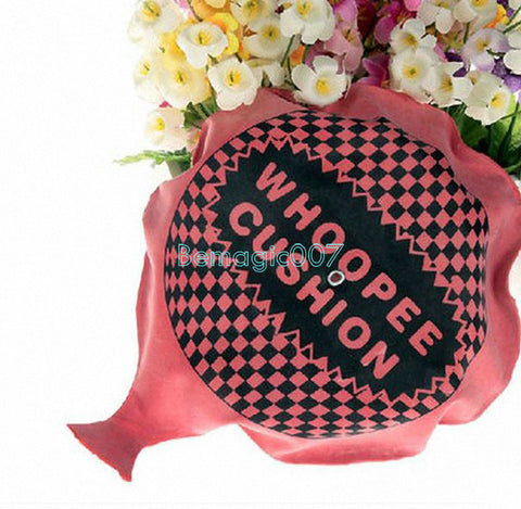 Poo-Poo Farting Whoopee Cushion  - Close Up Magic - Bemagic