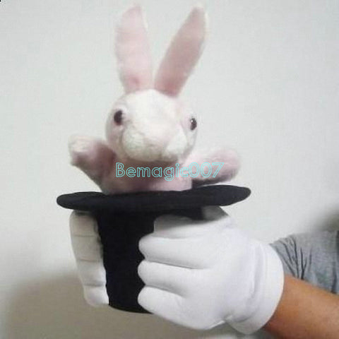Rabbit In the Hat Puppet  -- Stage Magic - Bemagic