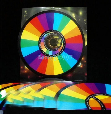 Rainbow Ring  -- Stage Magic - Bemagic