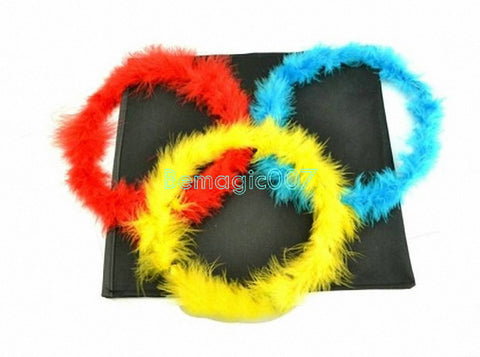 Super Color Changing Wreaths -- Stage Magic - Bemagic