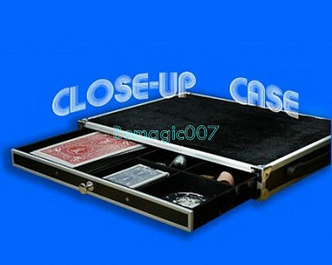 Table- Close Up Case with Magnet and Drawer  - Close Up Magic - Bemagic