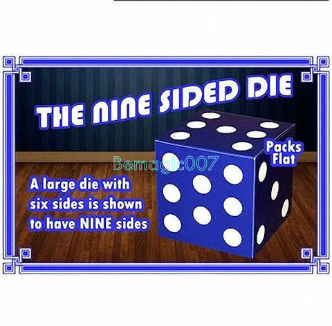 The Nine Sided Die  -- Stage Magic - Bemagic