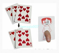 Three Cards Miracle Card Set -  Card Trick Magic