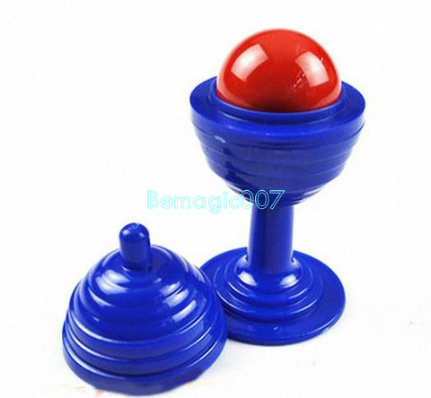 2 pcs/lot Vase And Ball  - Close Up Magic - Bemagic