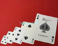 3 pcs/lot Who Is Biggest Card Set  -  Card Trick Magic - Bemagic