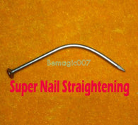 Super Nail Straightening -- Mentalism Magic - Bemagic