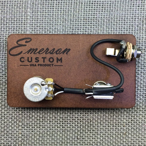 Magnificent Prewired Kits Emerson Custom Wiring Cloud Hisonuggs Outletorg
