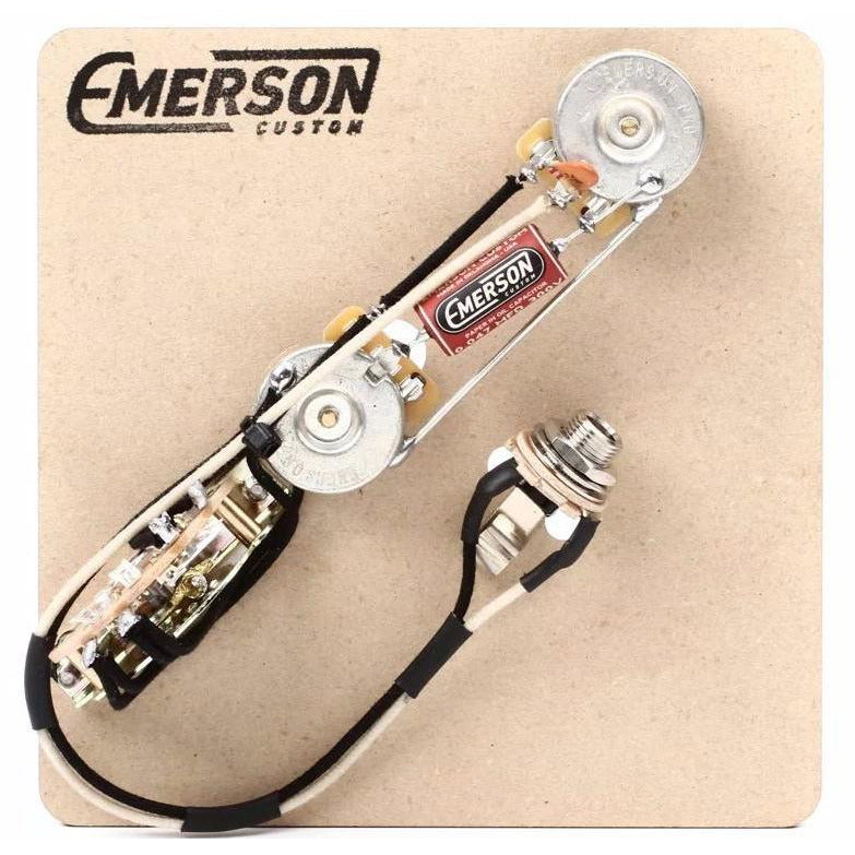 REVERSE CONTROL 4-WAY TELECASTER PREWIRED KIT on