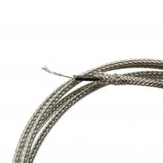50 ft Spool of EXTERNAL BRAID CLOTH WIRE [22-GAUGE]