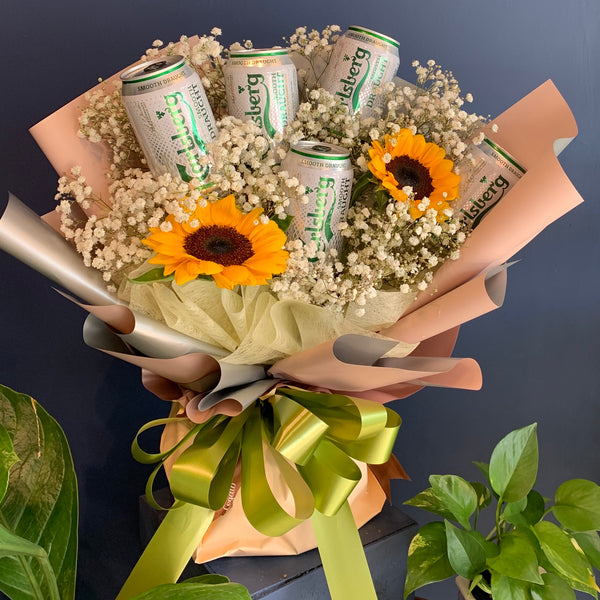 Beer Bouquet Design 2
