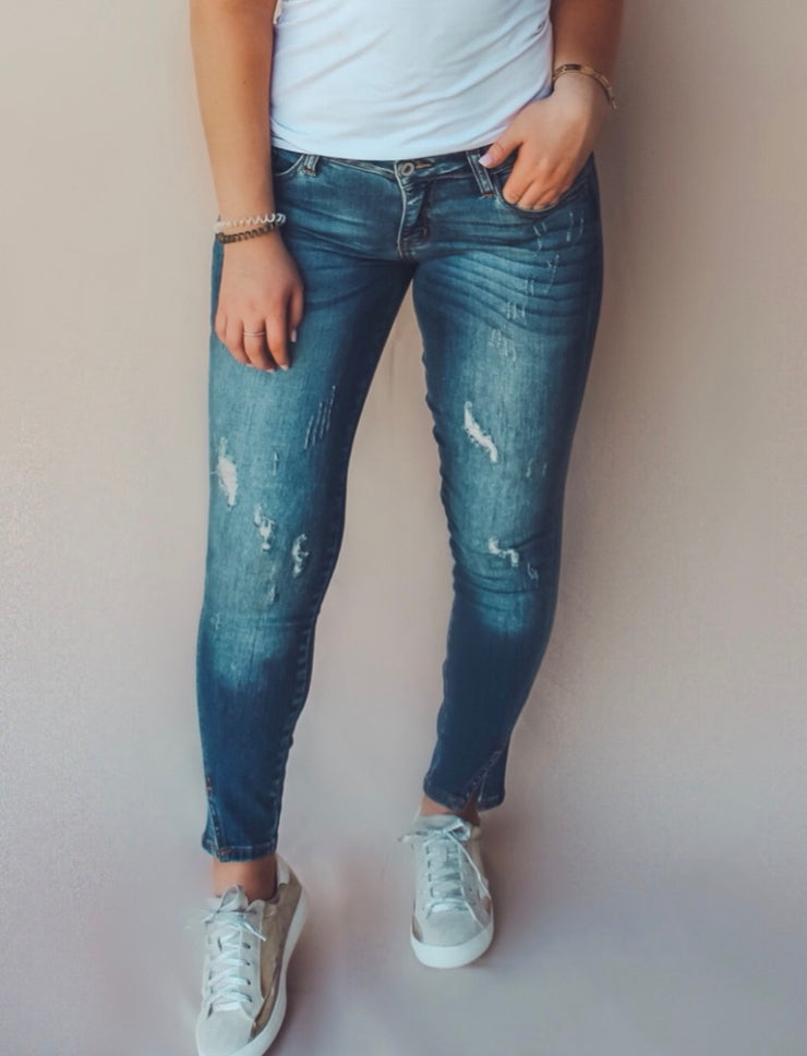 Gianna Kan Can Jeans
