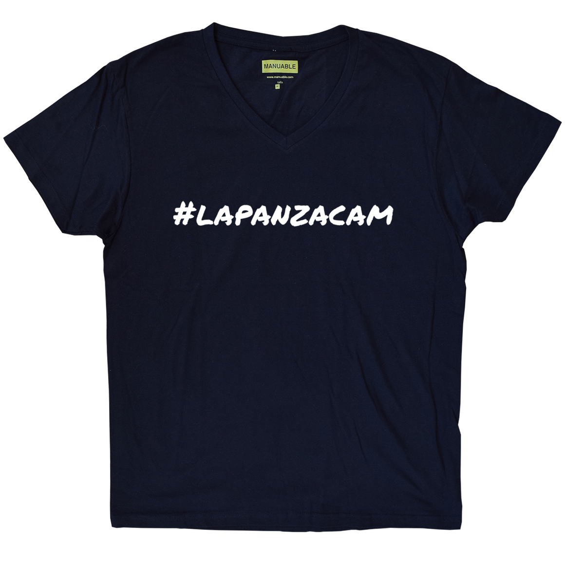 Playera #lapanzacam - Guy