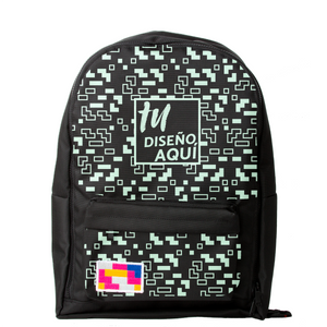 "MB13 Negra (backpack 13"")"