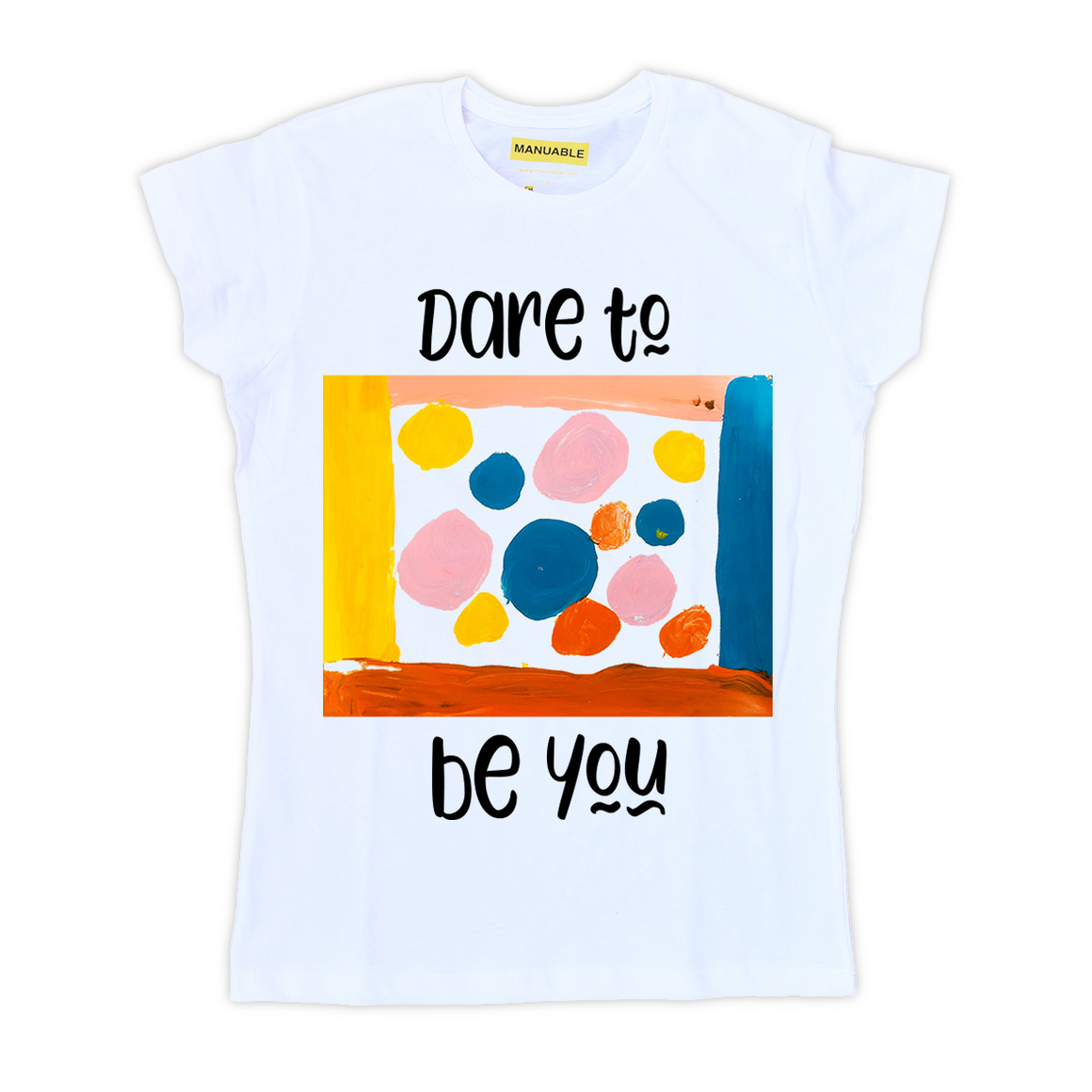 Playera Dare - Gal
