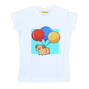 Playera Balloon Dog