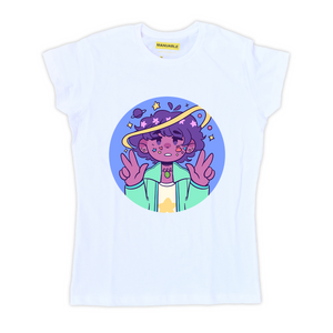 Playera Space Kid