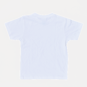 Playera Personalizable Cuello Redondo Kids