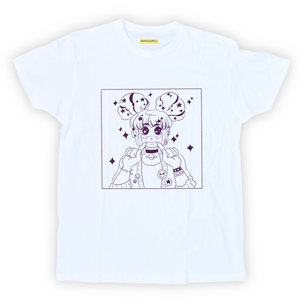 Playera Space Girl