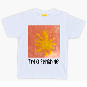Playera Sunshine - Kid