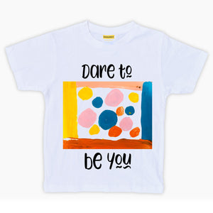 Playera Dare - Kid