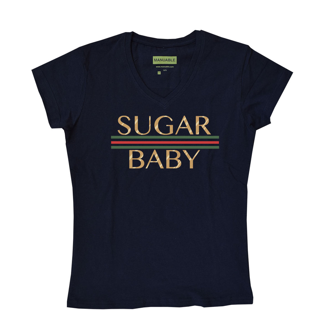 Playera Sugar Baby - Gal