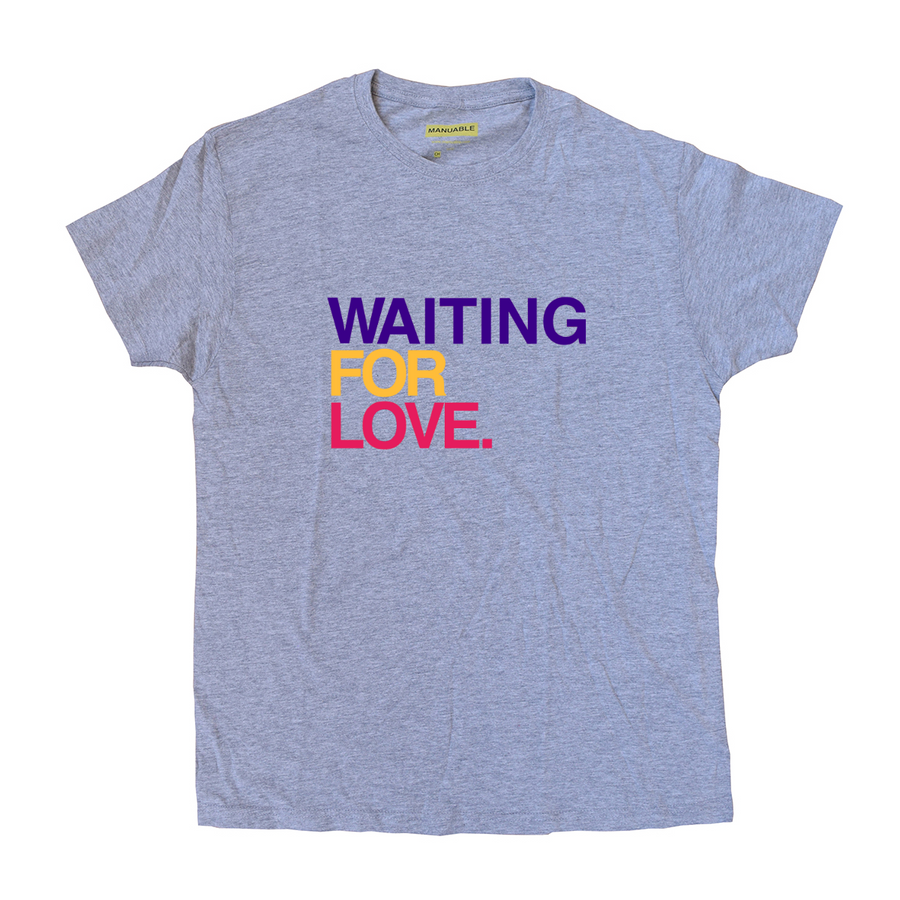 Playera Waiting For Love - Guy