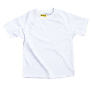 Playera Dry Fit Cuello Redondo Personalizable Kids