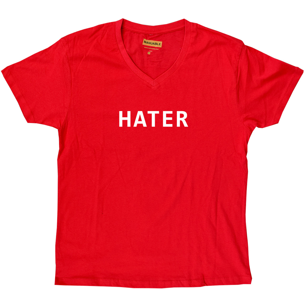 Playera Hater - Guy
