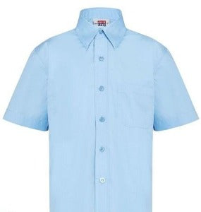 BOYS SHIRT - Short sleeve (Pk of 2)