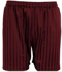 SPORTS - SHORTS Maroon