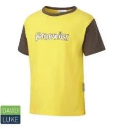 BROWNIE T SHIRT S/S