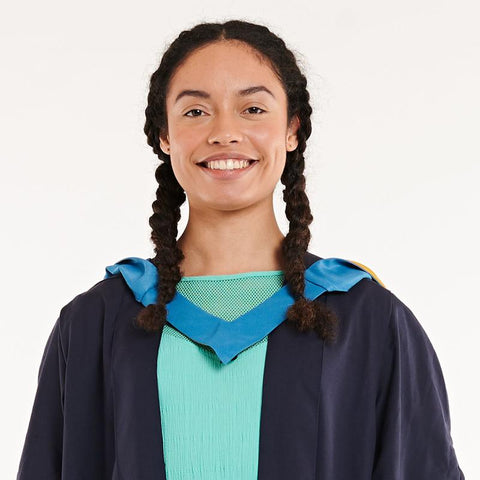OPEN UNIVERSITY BACHELORS GRADUATION SET