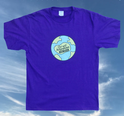 Teen Tee - Purple