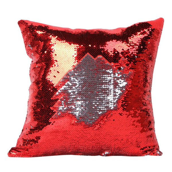 "16"" Throw Pillow Case Magic Swipe"