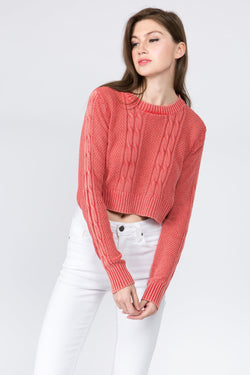 Sunset Sweater