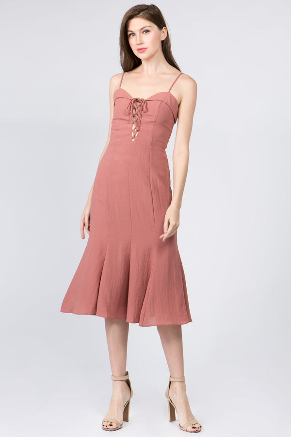 Rose Bud Dress