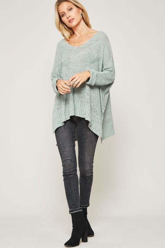Emaleigh Knit Sweater