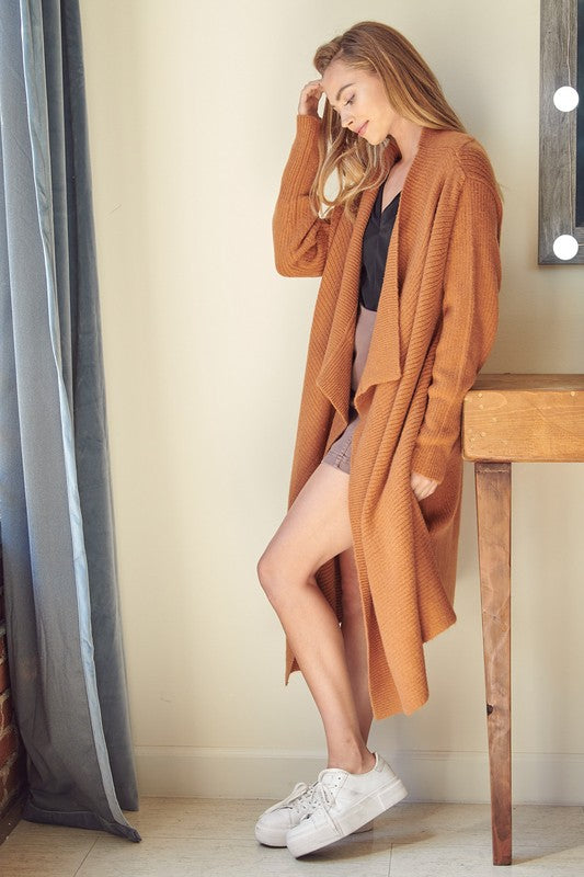 Stevie Cape Cardigan