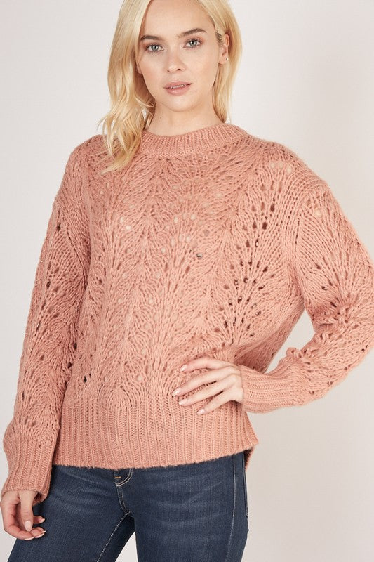 Renee Over Fit Sweater