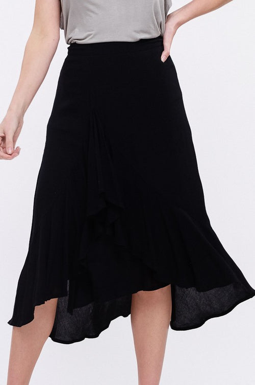 Angelina Ruffle Skirt