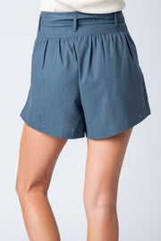 Kaylie Pleated Shorts
