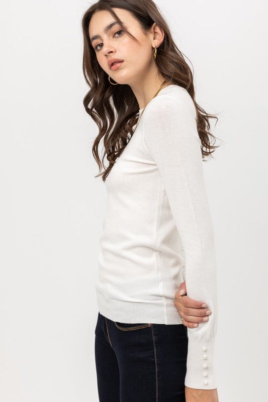 Letty Long Sleeve Sweater