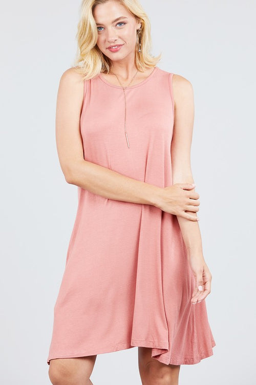Tina Sleeveless Dress