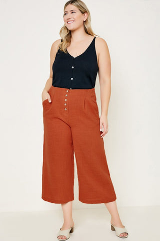 Becca High Rise Crop